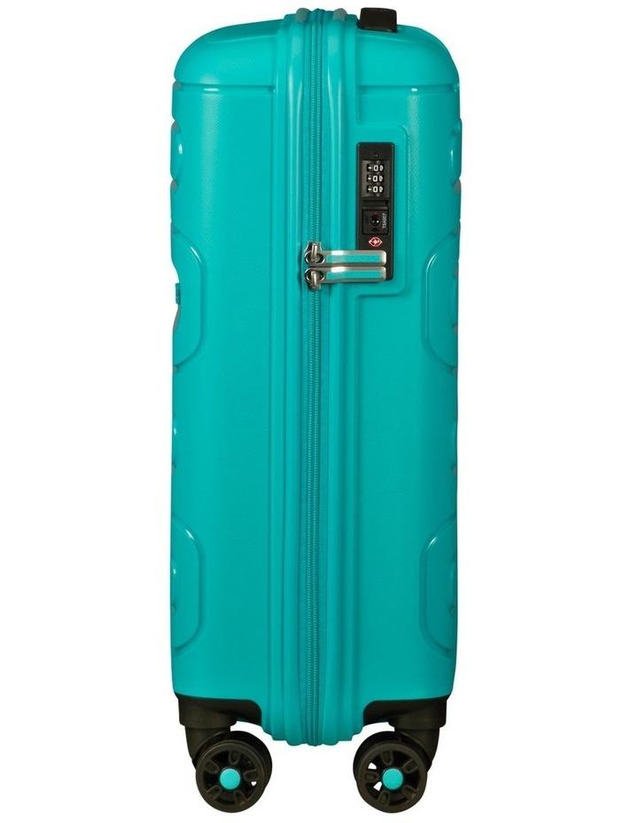 Sunside 55cm Small Hard Spin Case - Aero Turquoise image 5