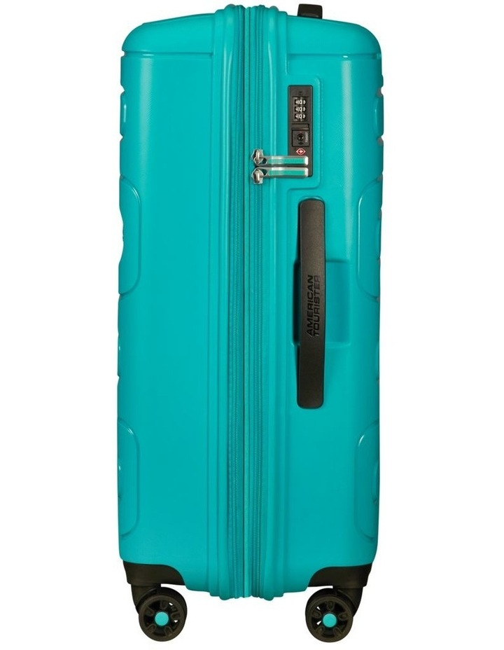 Sunside 68cm Med Hard Spin Case - Turquoise image 3