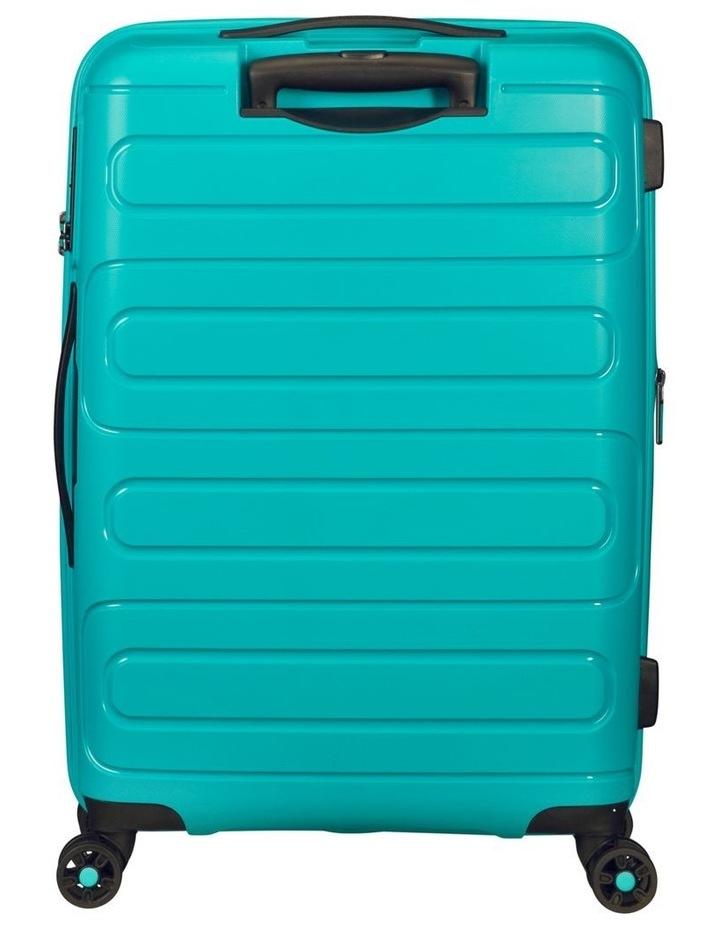 Sunside 68cm Med Hard Spin Case - Turquoise image 4