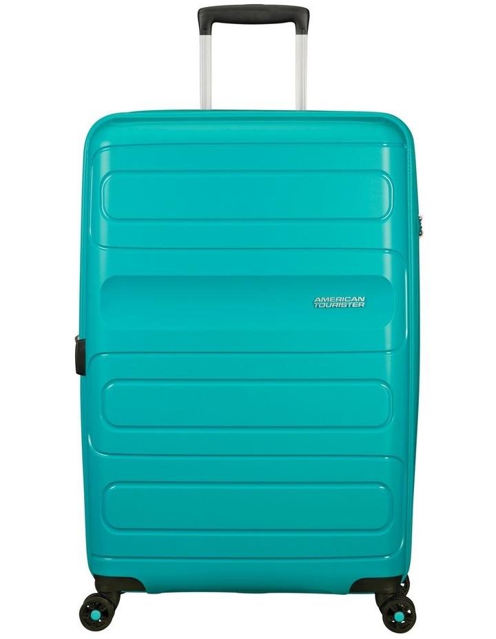 Sunside 81cm Lrg Hard Spin Case - Turquoise image 2
