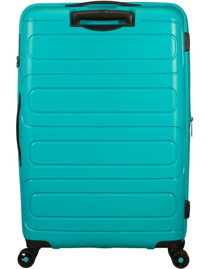Sunside 81cm Lrg Hard Spin Case - Turquoise image 3