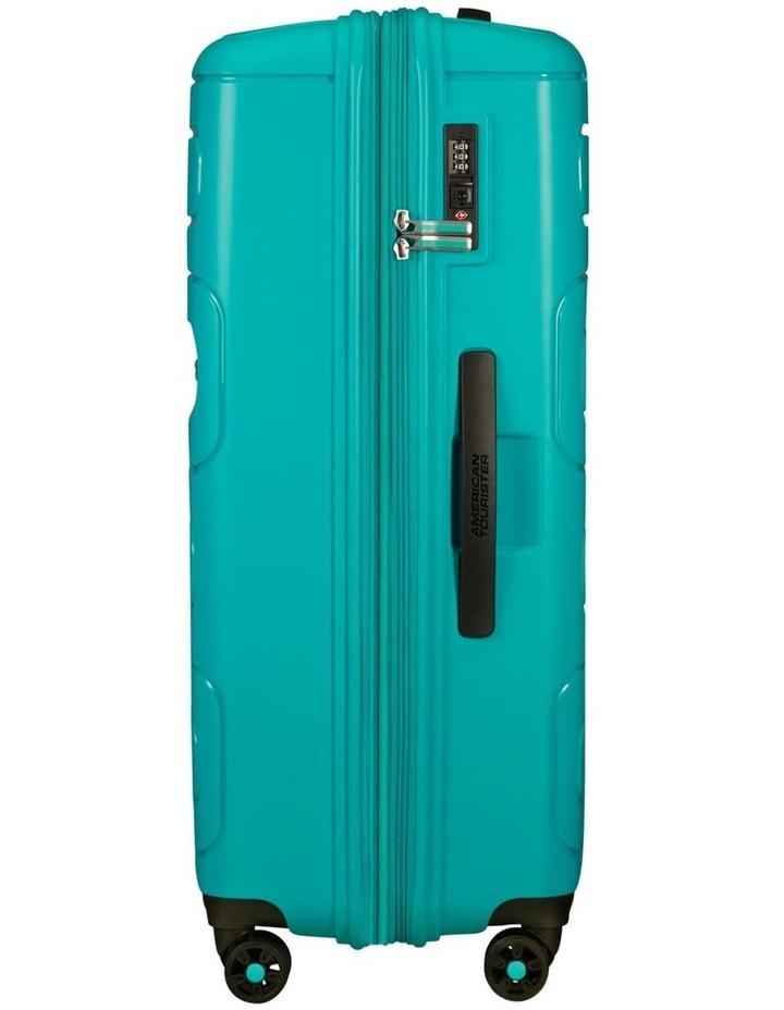 Sunside 81cm Lrg Hard Spin Case - Turquoise image 4