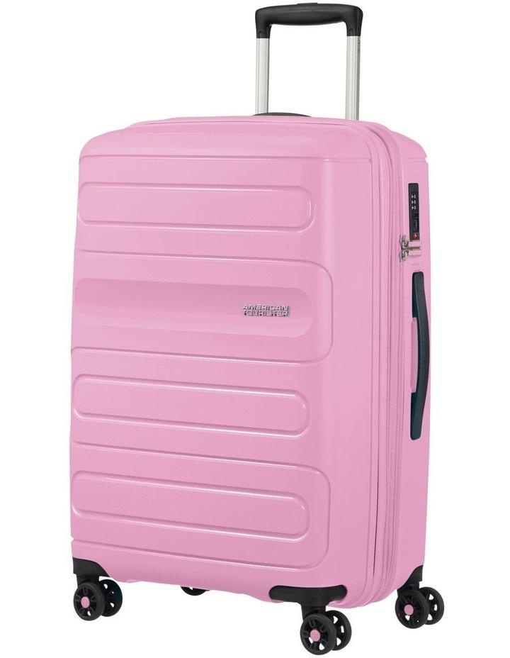 Sunside 68cm Med Hard Spin Case - Pink Gelato image 1