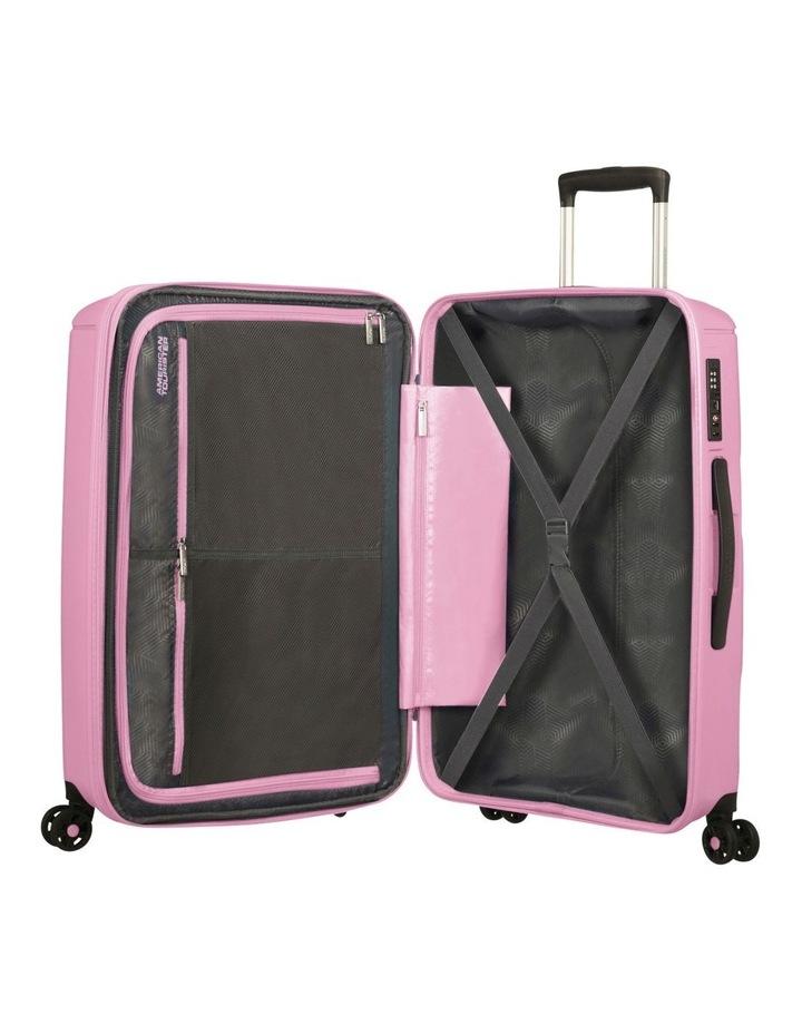 Sunside 68cm Med Hard Spin Case - Pink Gelato image 2