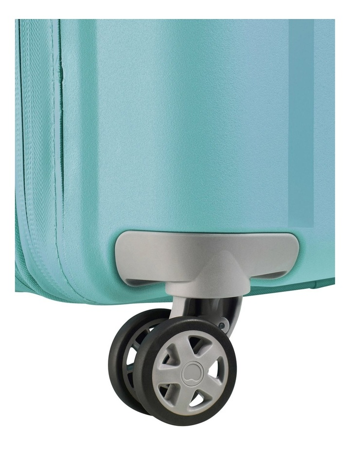 Clavel Valise Medium 71cm 4 Wheel Expandable Suitcase in Teal image 6