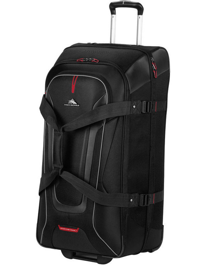 AT759 81cm Wheeled Duffle Black image 1