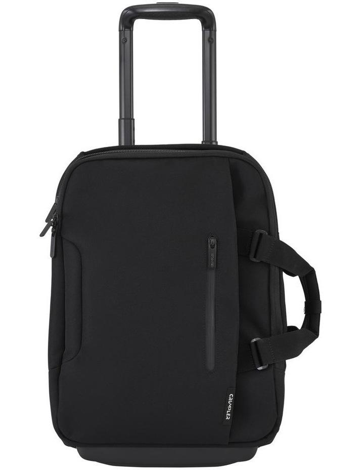 Logician Wheels Bag 55cm: Black image 1