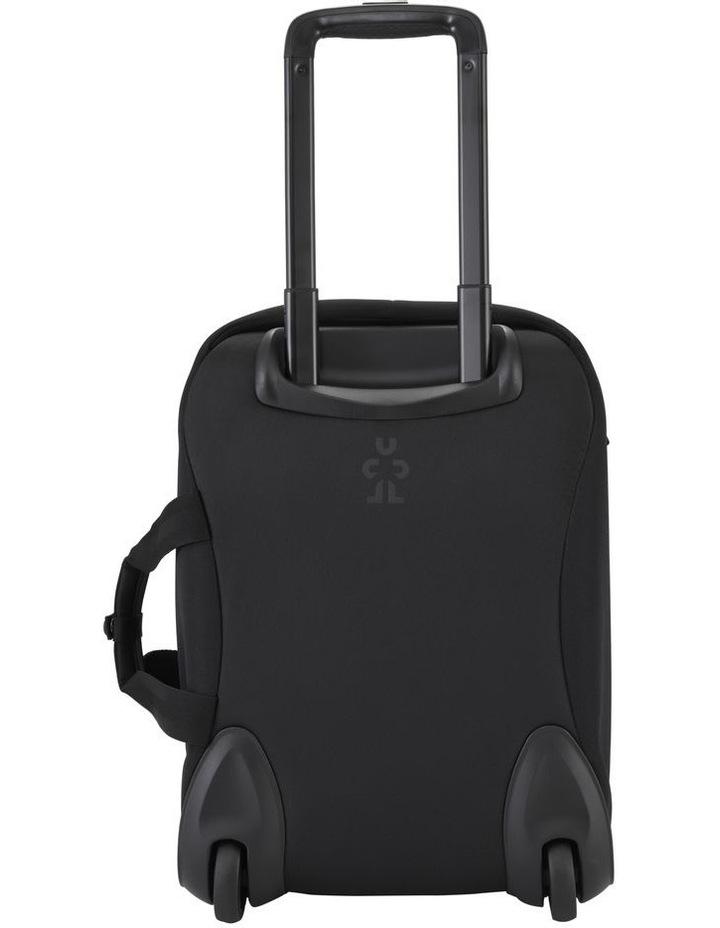 Logician Wheels Bag 55cm: Black image 2