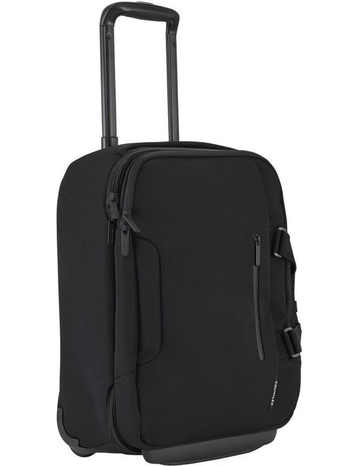 Logician Wheels Bag 55cm: Black image 3