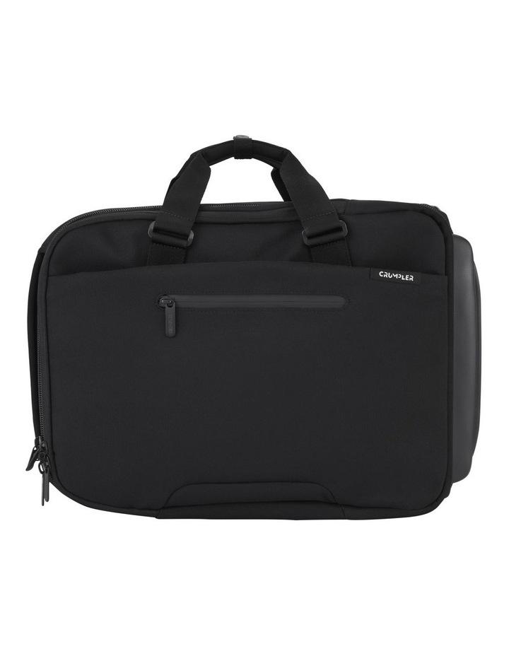 Logician Wheels Bag 55cm: Black image 4