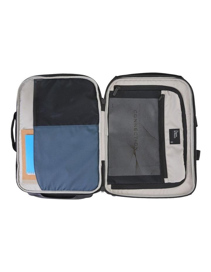 Logician Wheels Bag 55cm: Black image 6