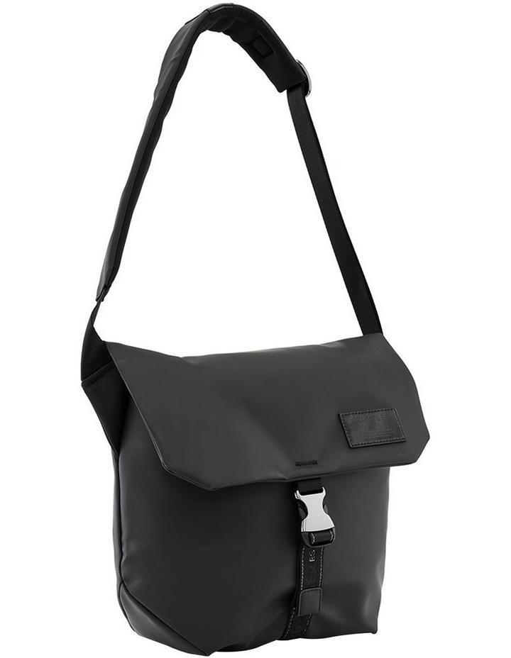 Bean Messenger Bag - Black image 2