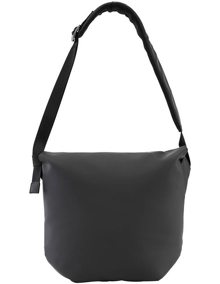 Bean Messenger Bag - Black image 3
