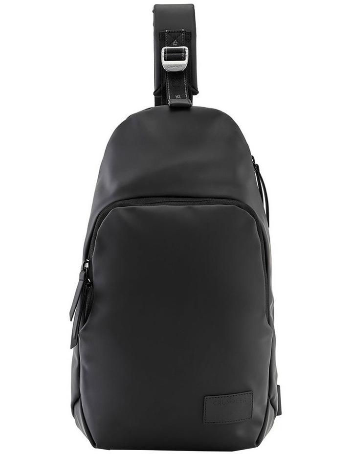 Kernel Cross Body Bag - Black image 1
