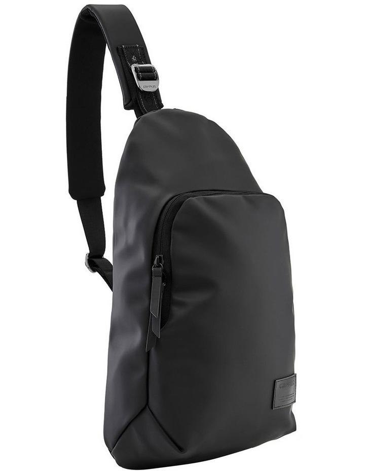 Kernel Cross Body Bag - Black image 2