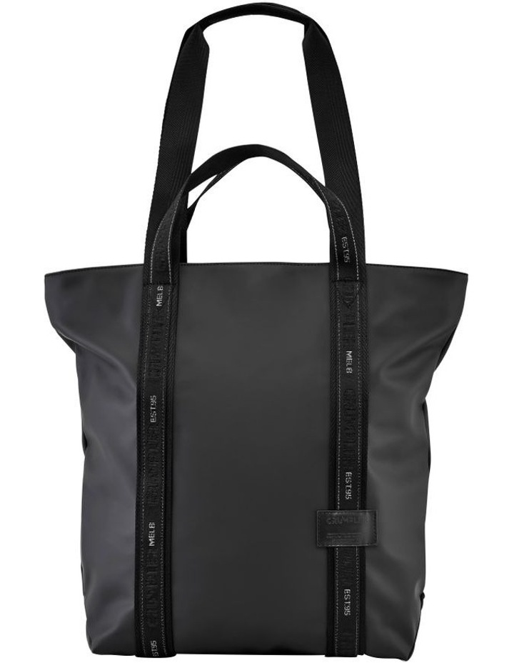 Tate Tote Bag - Black image 2