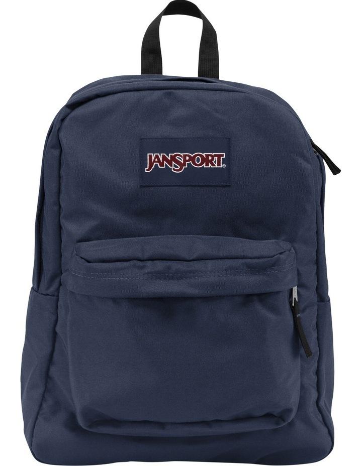 SuperBreak Backpack - Navy image 1