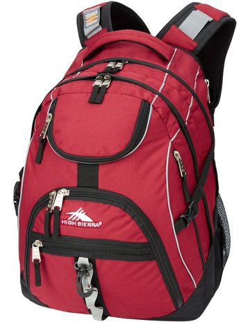 High SierraAccess Laptop Backpack Brick Red. High Sierra Access Laptop  Backpack Brick Red 890ba5eacaaf6