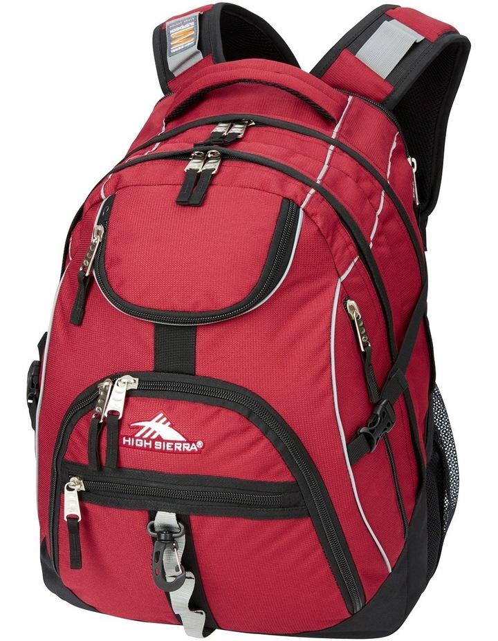 ce1fdb21fb High Sierra Access Laptop Backpack Brick RedAccess Laptop Backpack Brick Red