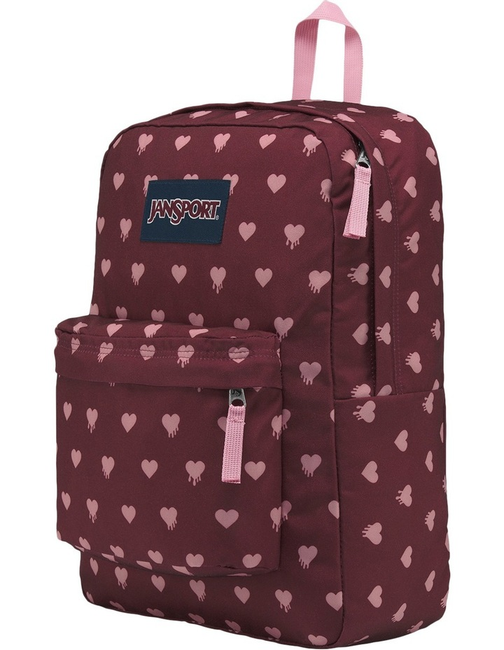 Backpack - Russet Red Bleeding Hearts image 2