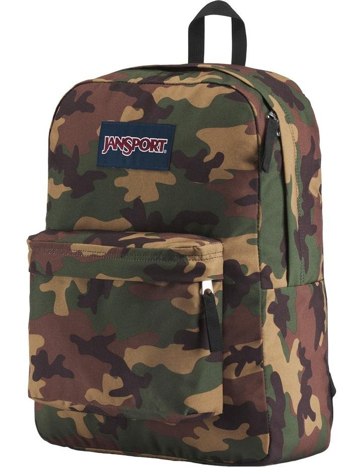 Jansport Backpack - Surplus Camo