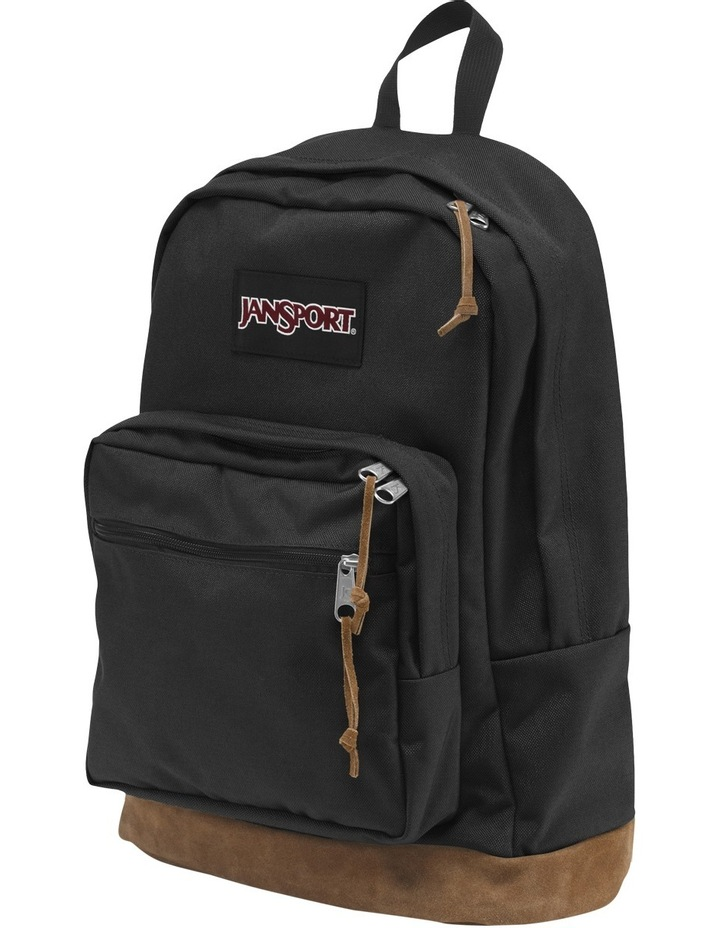 Rightpack Backpack - Black image 3