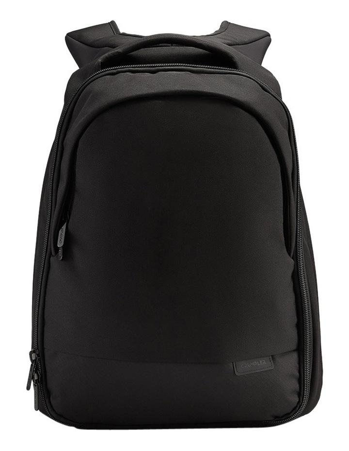 Mantra Travel Backpack: Black image 1