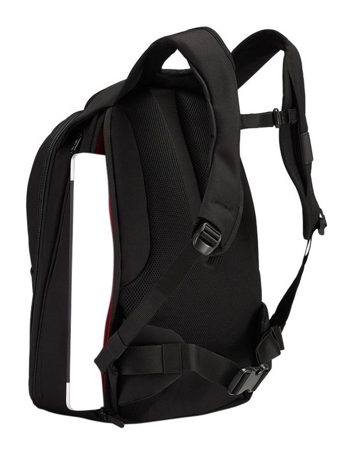Mantra Travel Backpack: Black image 4