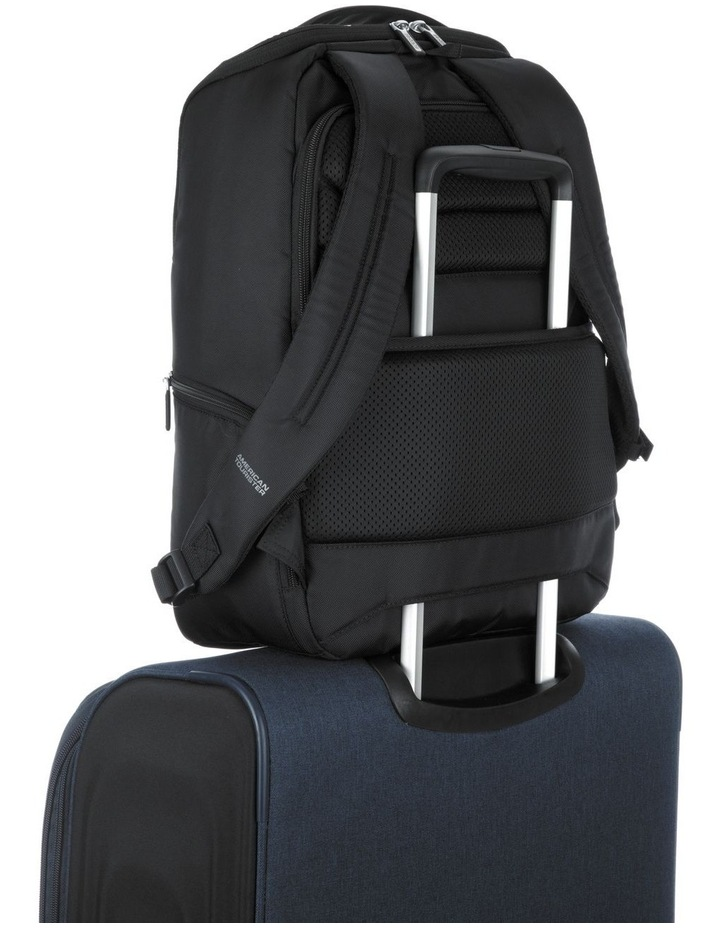 Curio Laptop Backpack : Black image 3