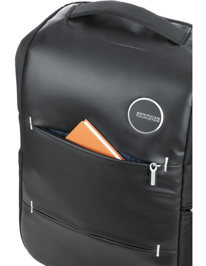 Curio Laptop Backpack : Black image 6