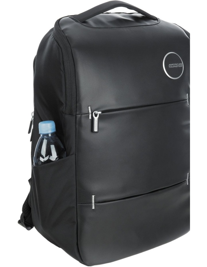 Curio Laptop Backpack : Black image 7