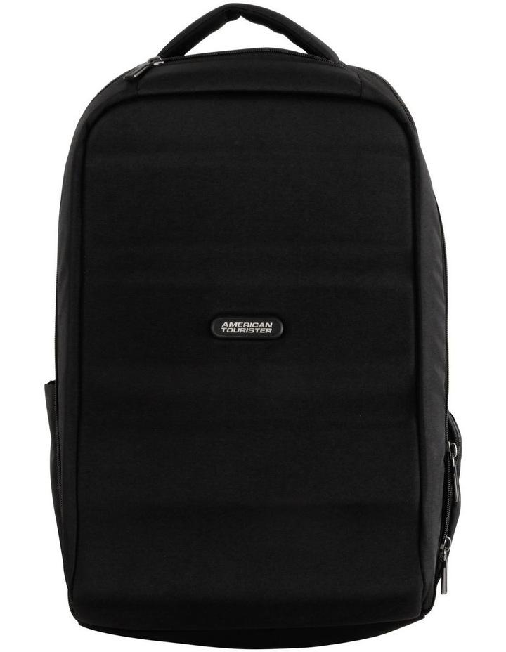 Bon Air Hard shell Laptop Backpack : Black image 2