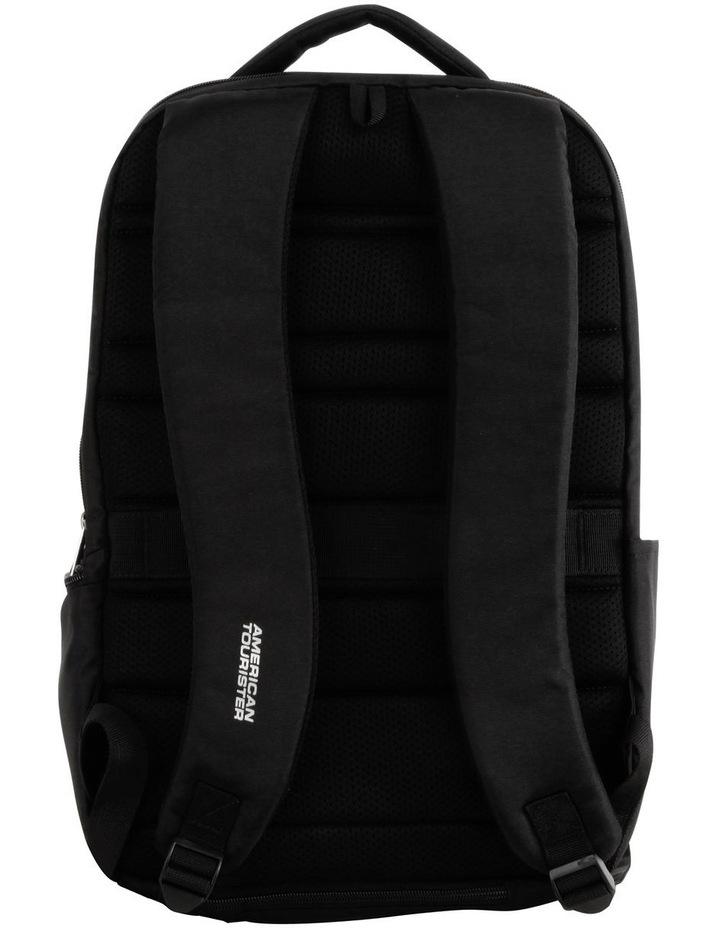 Bon Air Hard shell Laptop Backpack : Black image 3