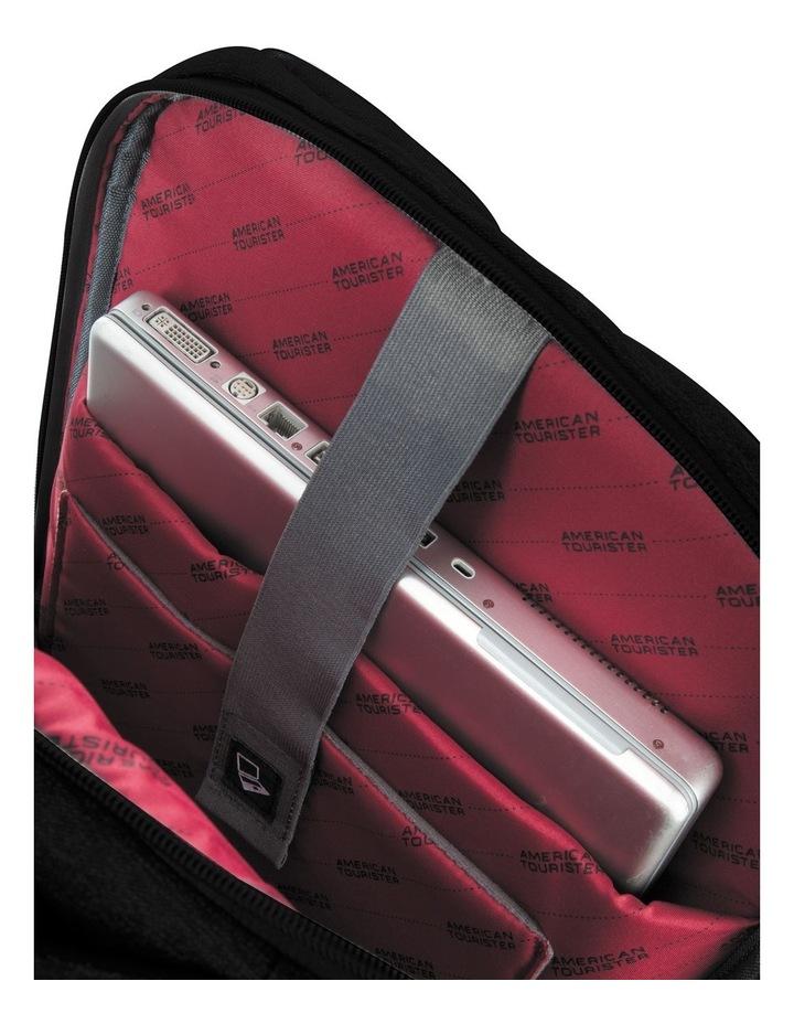 Bon Air Hard shell Laptop Backpack : Black image 4