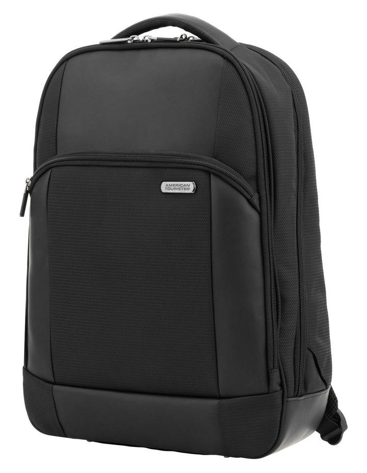 Essex #1 Laptop Backpack : Black image 1
