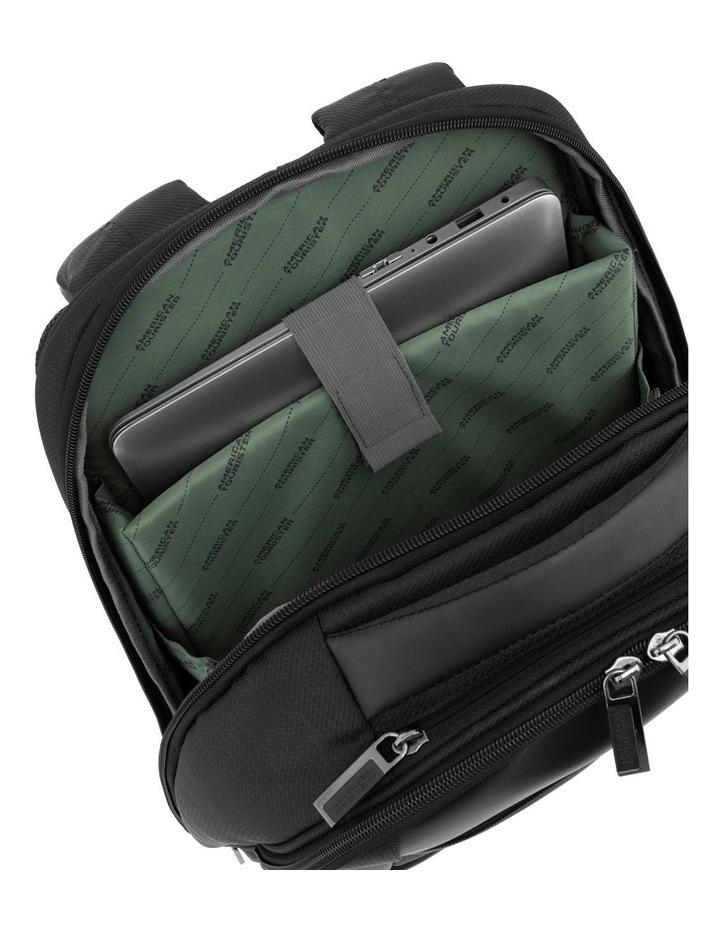 Essex #1 Laptop Backpack : Black image 3