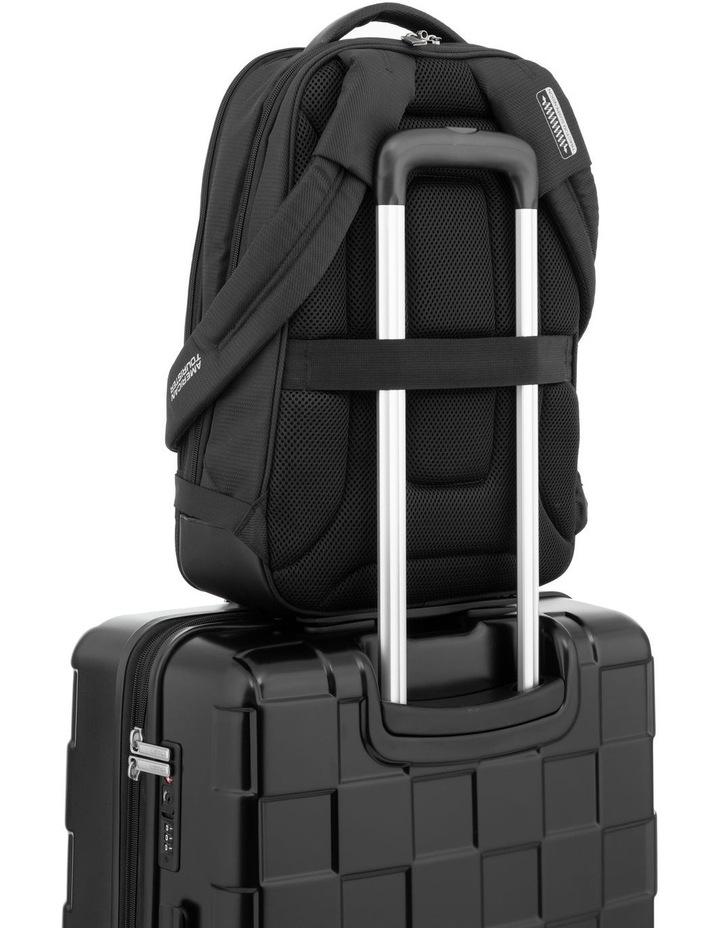 Essex #1 Laptop Backpack : Black image 5