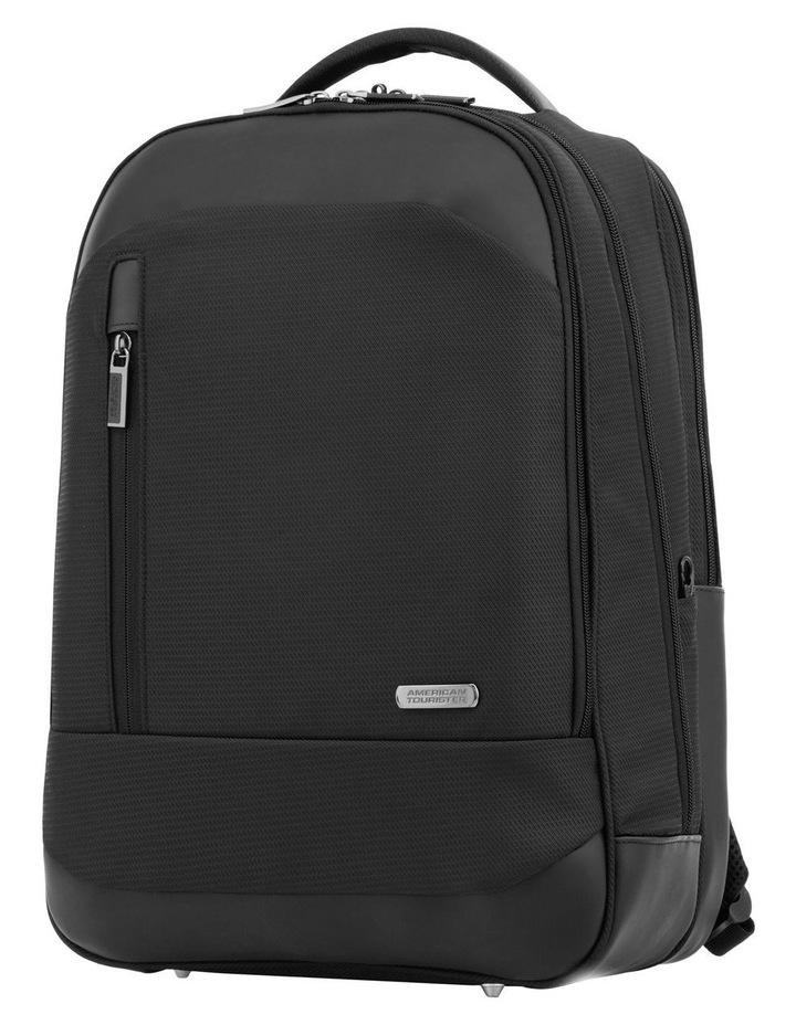 Essex #2 Laptop Backpack : Black image 1