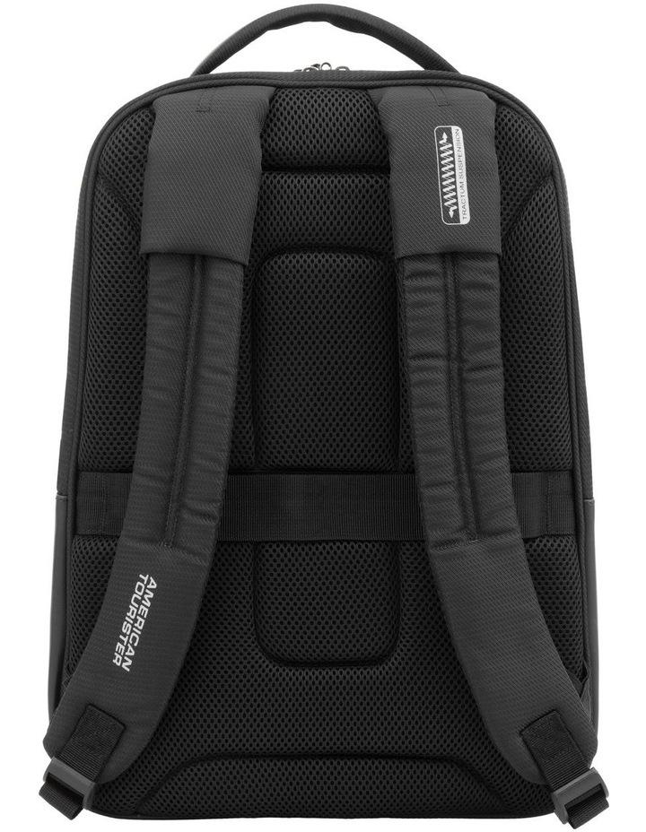 Essex #2 Laptop Backpack : Black image 2