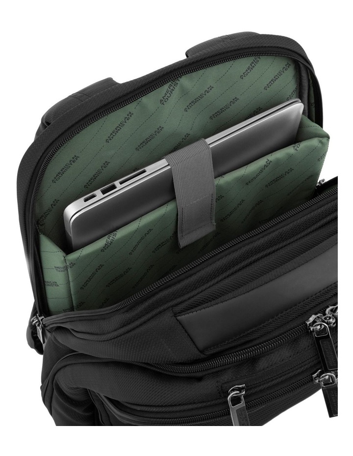 Essex #2 Laptop Backpack : Black image 3