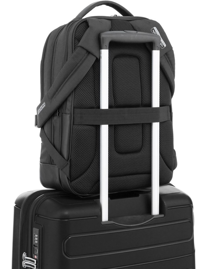 Essex #2 Laptop Backpack : Black image 4