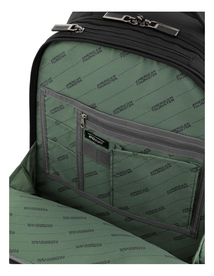 Essex #2 Laptop Backpack : Black image 5