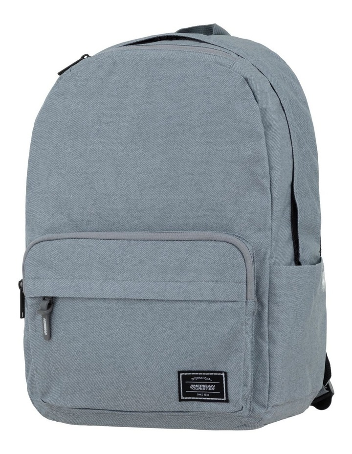 Burzter Backpack : Grey image 1