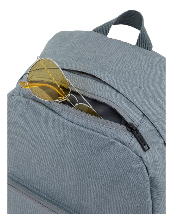 Burzter Backpack : Grey image 4
