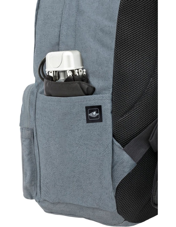 Burzter Backpack : Grey image 5
