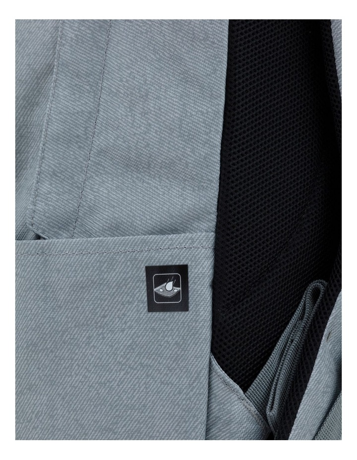 Burzter Backpack : Grey image 7