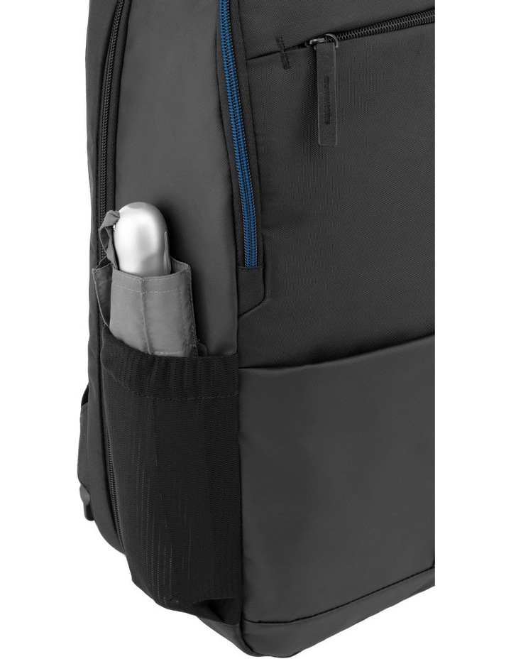 Zork Laptop Backpack : Black image 7