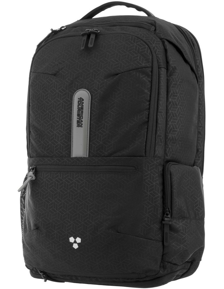 Workout #1 Backpack : Black image 1