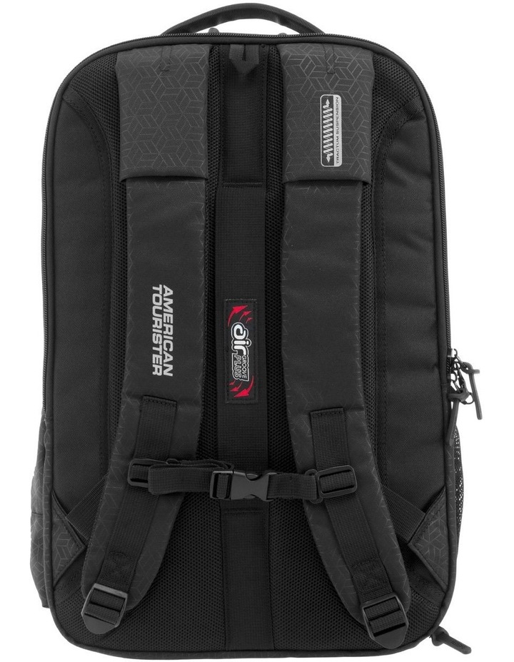 Workout #1 Backpack : Black image 2