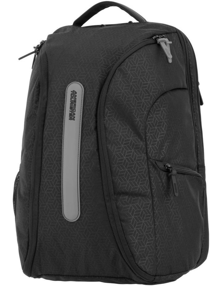 Workout #2 Backpack : Black image 1